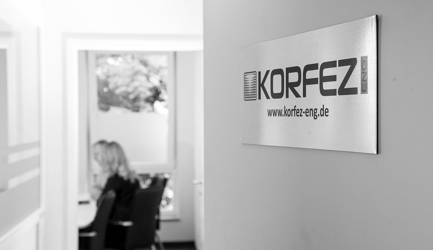 New offices for KORFEZ ENG.